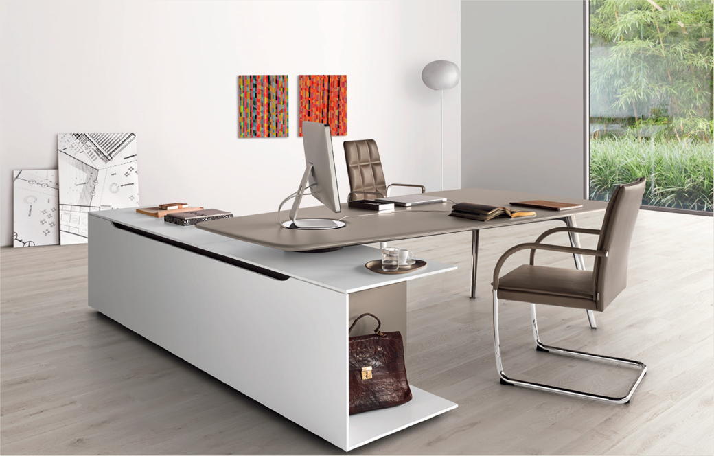 Keypiece Communication Desk – Walter Knoll