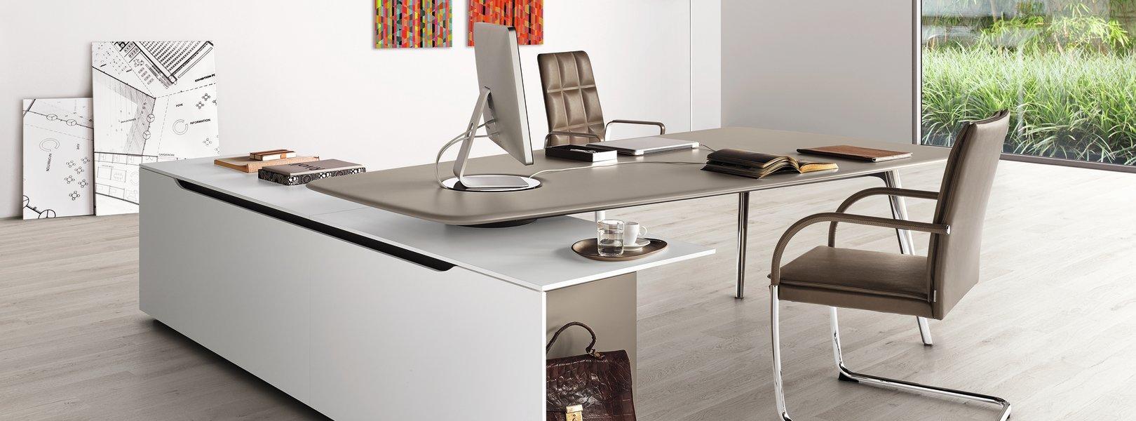 Schreibtisch Von Walter Knoll