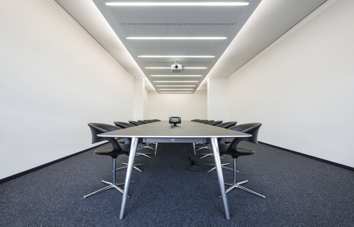 A White Cube For Original Minds The Porsche Design Studio In Weissach Architare