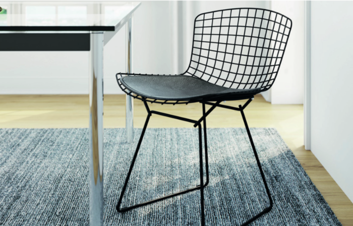 Der Bertoia Side Chair