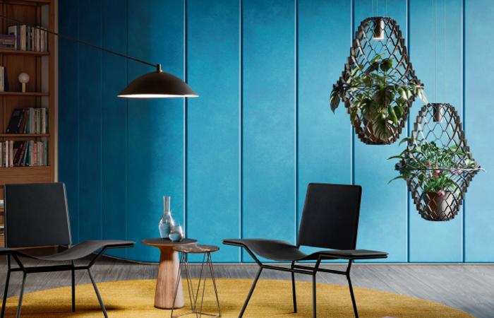 verwandelt Wohnräume und Büros in einen stilvollen Garden Eden.