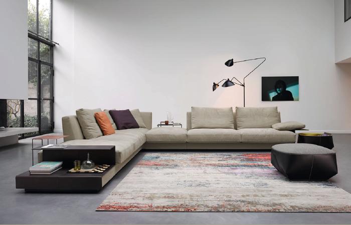 Viel Platz für die ganze Familie: Grand Suite von Walter Knoll
