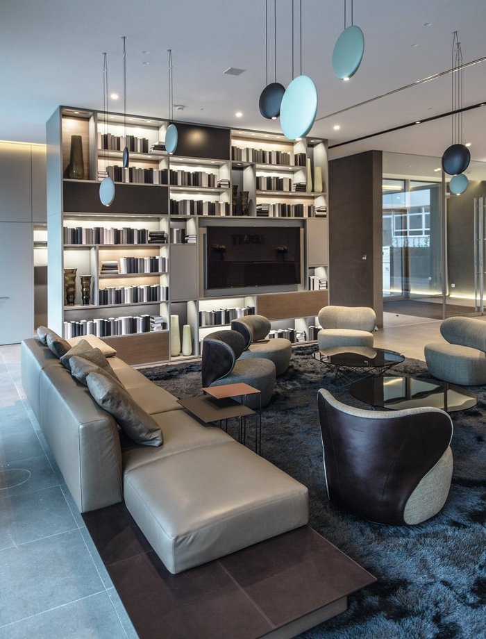 An Inviting Lounge Area